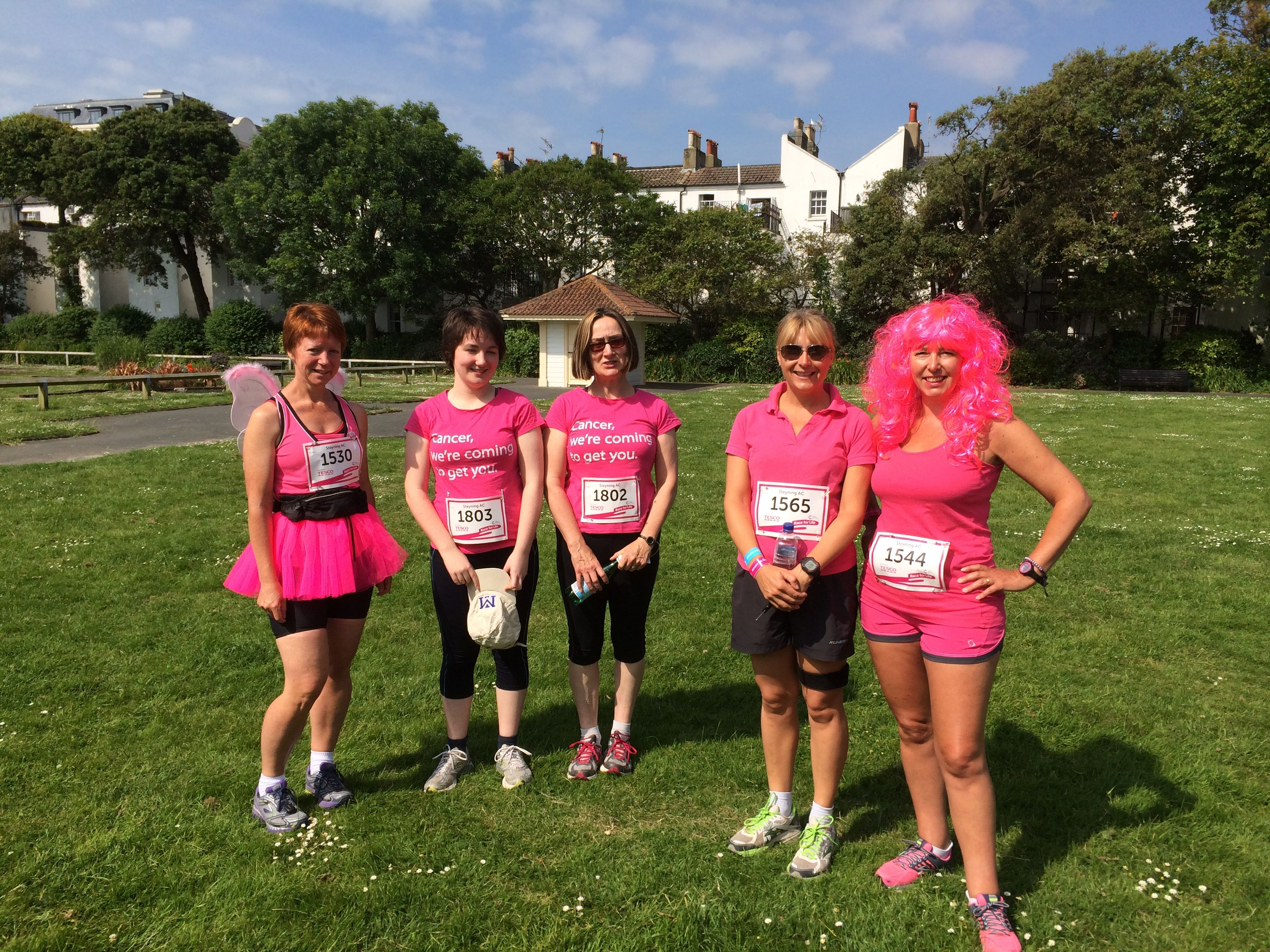 Race for Life – Worthing