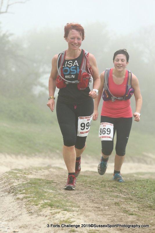Three Forts Challenge Half Marathon