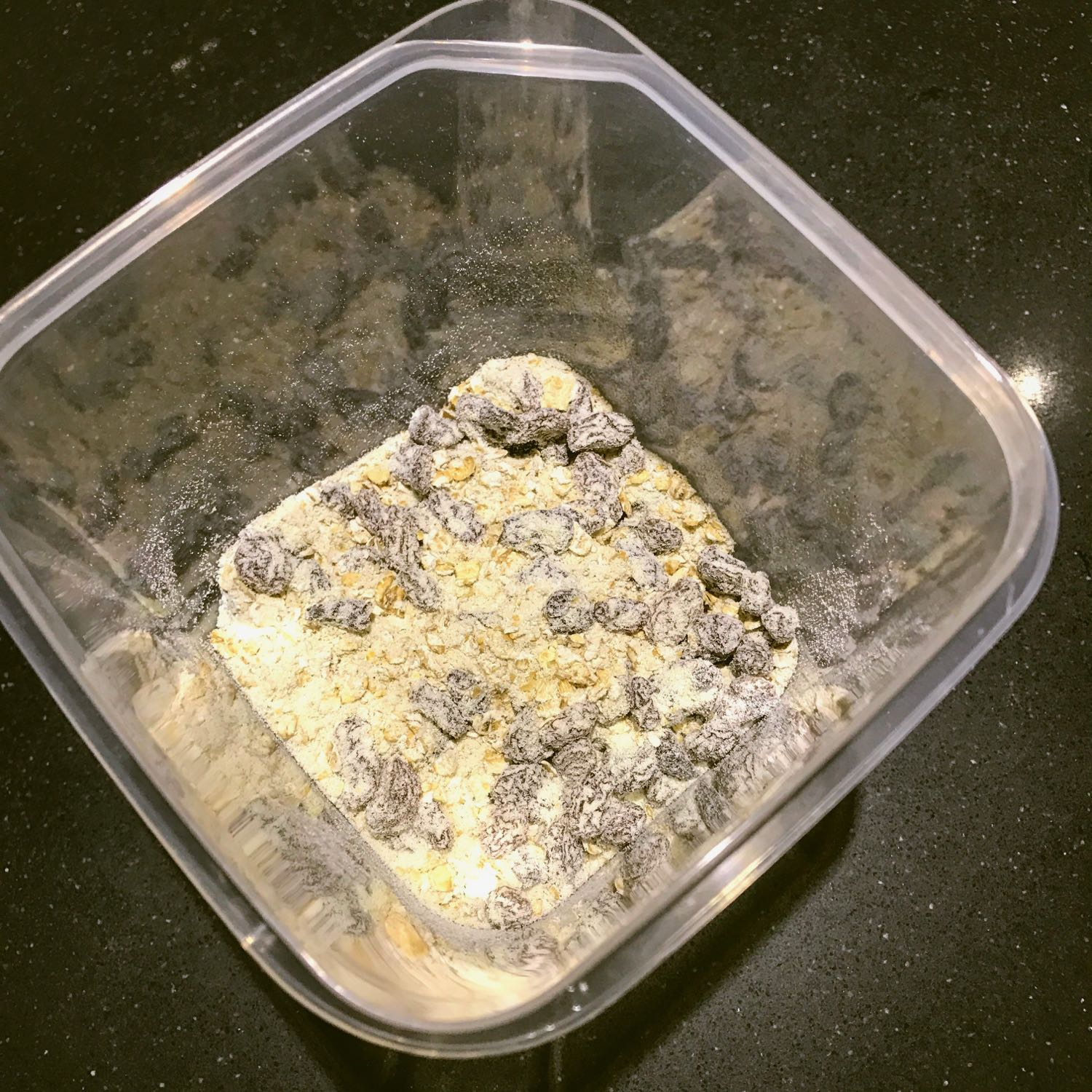 "Homemade ""Instant"" Porridge"
