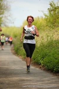 Lisa Beaney Aspire 2 Run